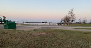 Lake Thunderbird - Little Axe Campground