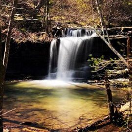 Lost Falls (in Park)