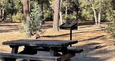 Black Jack Group Campground