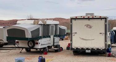 Moab Rim RV Campark
