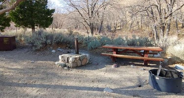 Inyo / Lower Grays Meadow Campground