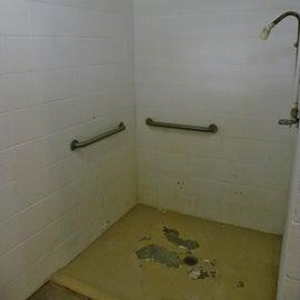 Campground Shower