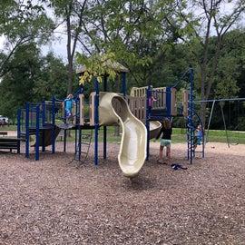 Very nice playground