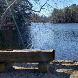 Hopeville Pond CG Site