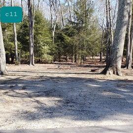 Hopeville Pond CG Site C11