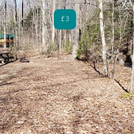 Hopeville Pond CG Site F3