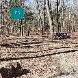 Hopeville Pond CG Site F5