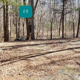 Hopeville Pond CG SiteF8
