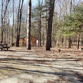 Hopeville Pond CG Site F9