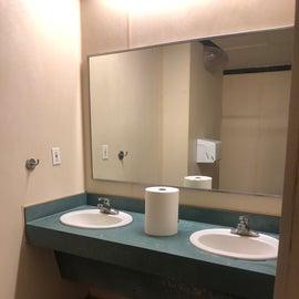 Women's Restroom in Loop A
