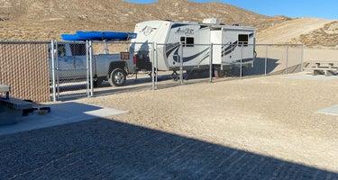 Tonopah, NV Dispersed Camping