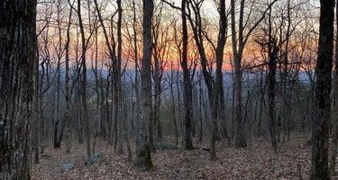 Woody Gap Campground - Appalachian Trail