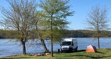 Lake Guntersville  Town Creek