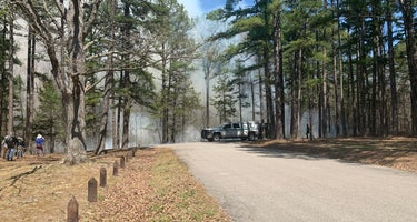 Berryman Trail & Campgrounds - Mark Twain National Forest