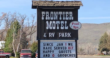 Frontier Motel and RV Park