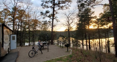 Cedar Lake (Oklahoma)