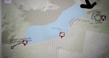 Lake Ellen East Campground