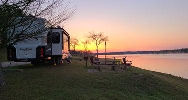 COE Pine Creek Lake Little River Park