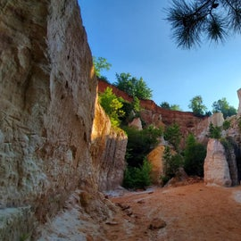Providence Canyon is a must see