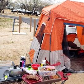 12 person cabin tent