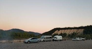 Blankenship Bridge - Dispersed Camping