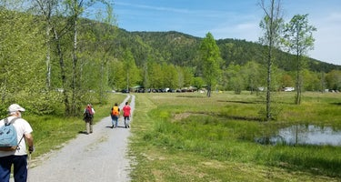 Chief Ladiga Trail Campground