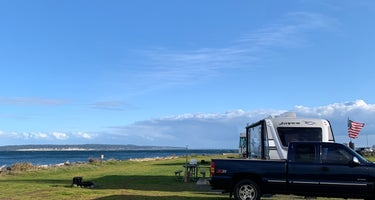 Fort Casey Campground