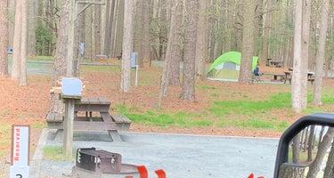 Milburn Landing Campground