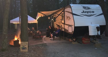 Shad  Landing Campground