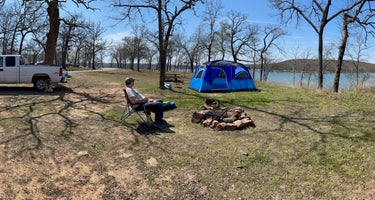 Red Oak Area - Okmulgee/Dripping Springs State Park