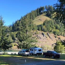 campsite R14