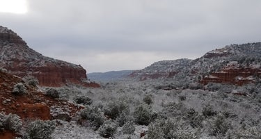 Little Red Tent Camping Area - Caprock Canyon State Park