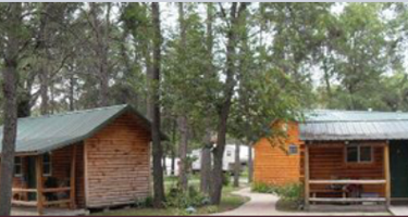 Whispering Oaks Campground & Cabins