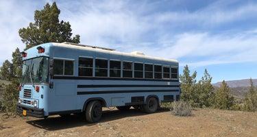 Gable Creek Road Dispersed Camping