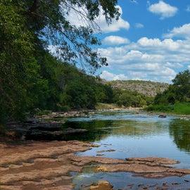 Hike to upper Colorado River