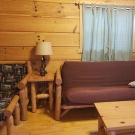 cabin l.r.