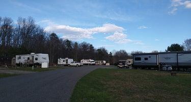 Timothy Lake South RV