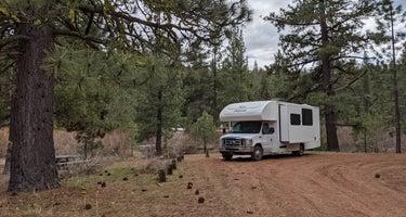 Lassen National Forest Goumaz Campground