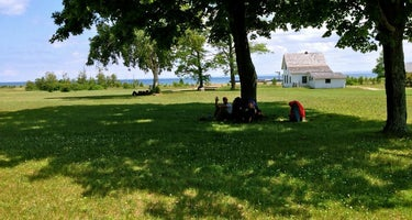 North Manitou Island Backcountry Campsites