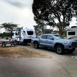 RV campsite 21