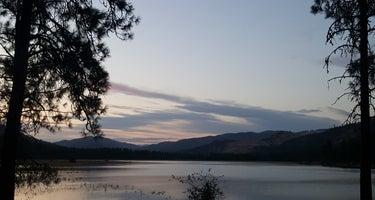 Kamloops Campground - Lake Roosevelt National Rec Area