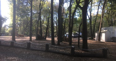Low Country Vacation Camping