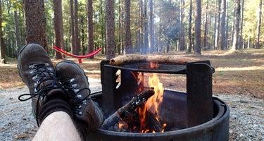 Stuart Lake NF Campground