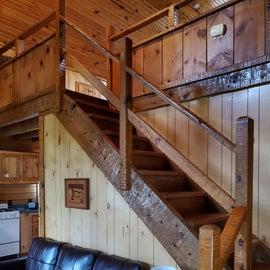 Mink cabin