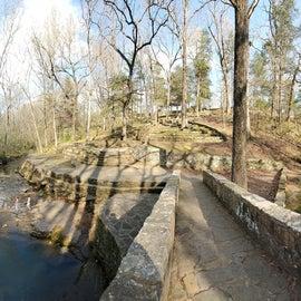 Stone Amphitheater in Mountain View