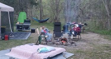 Sylamore Creek Camp