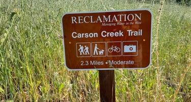 USBR Gloryhole Rec Area Big Oak Campground