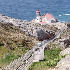 Pt Reyes Light house.  Currently Closed to visitors