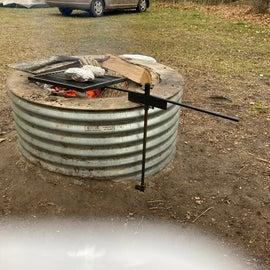 Nice fire pits
