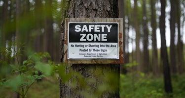 Blackbird State Forest Campground